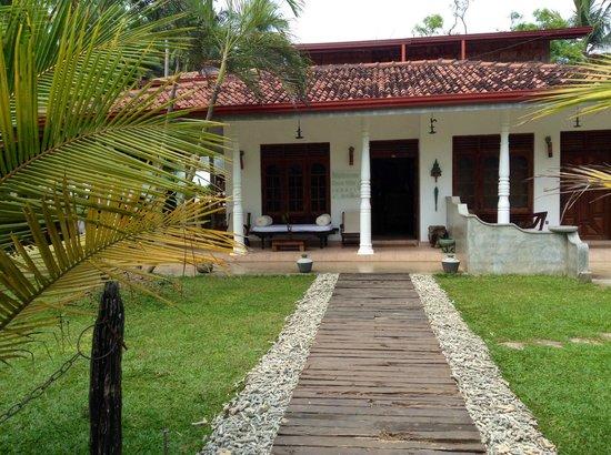 Cocovilla-Resort : Entrada