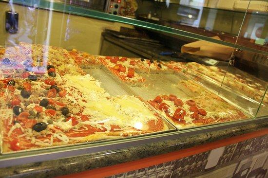 Il pizzino da Guido: Pizza!