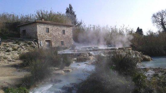 Cascate del Mulino : Cascate