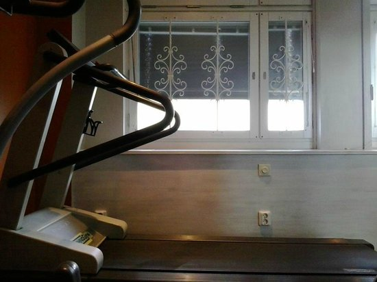Ibis Styles Stockholm Jarva: fitness center