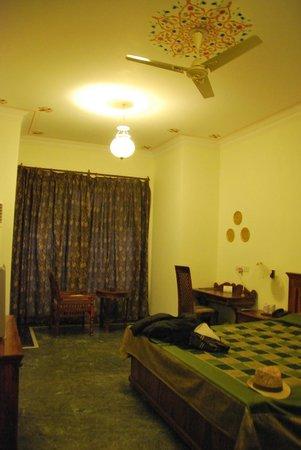 Chambre - Sara Vilas Hotel - Mandawa