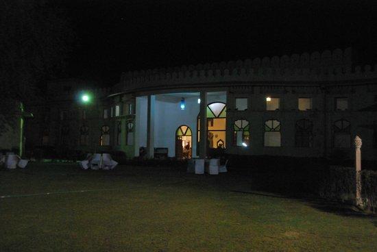 Hall d'accueil - Sara Vilas Hotel - Mandawa