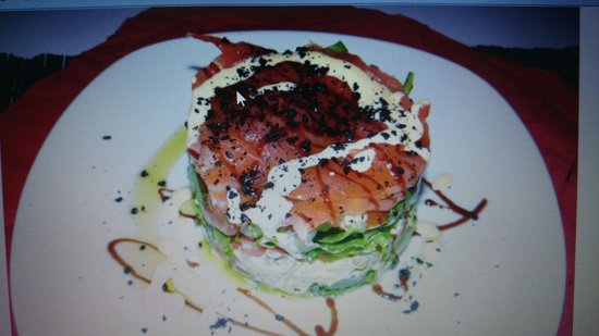 La Taberna de Montse: Ensalada de salmón
