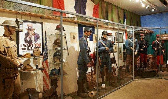 Fort de Mutzig : Les collections du Fort