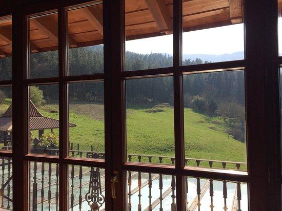 Hotel & Spa Etxegana: Vistas