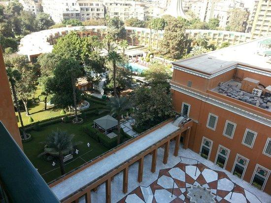 Cairo Marriott Hotel & Omar Khayyam Casino: Promenade Cafe