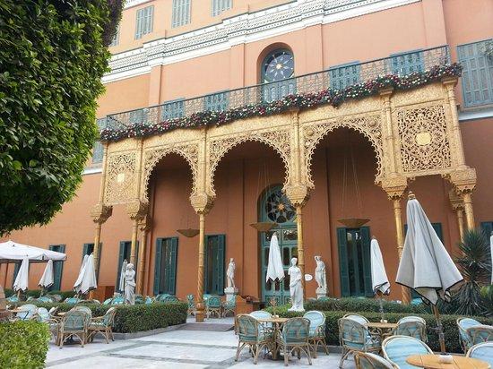 Cairo Marriott Hotel & Omar Khayyam Casino: Palace