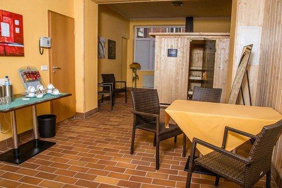 Hotel Altstadt: Saunabereich