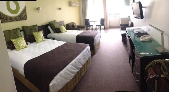 Hyde Park Inn : Deluxe suite