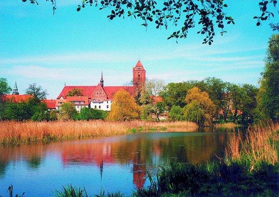 Hotel Altstadt: Dom zu Güstrow etwa 500 m