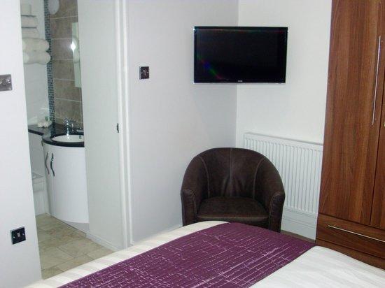 Farnham Hotel: luxury king double