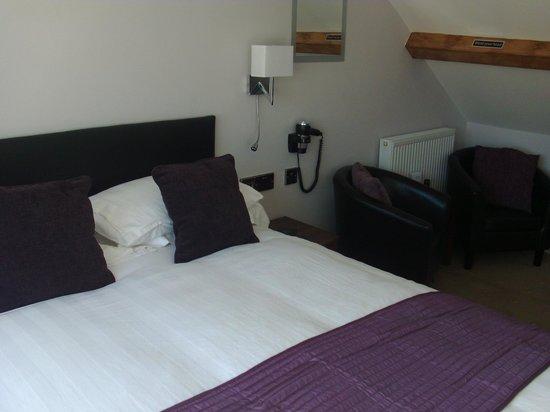 Farnham Hotel: deluxe king double sea view
