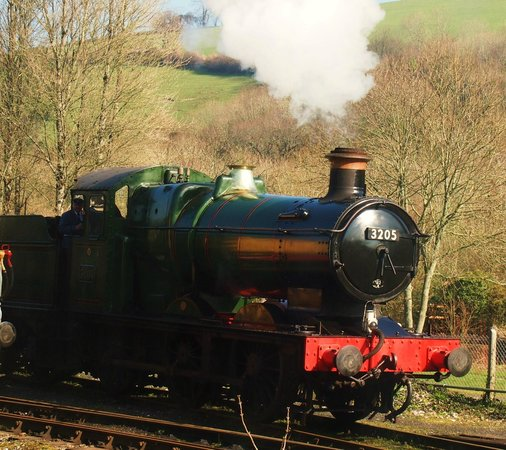 South Devon Railway: Your engine for the day is...