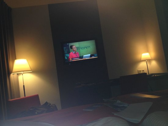 Tryp Berlin Mitte Hotel: bedroom