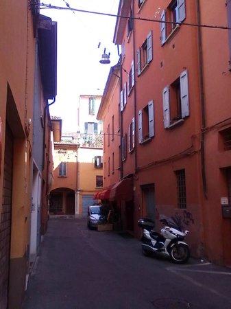 Paradise Hotel : Vicolo Cattani