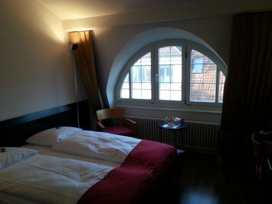 Sorell Hotel Seidenhof: Room 506