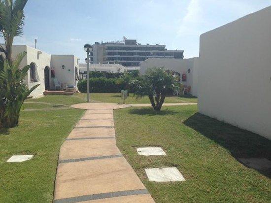 HD Parque Cristobal Tenerife: Hotel area