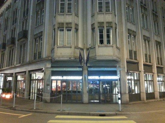 Sorell Hotel Seidenhof: the hotel