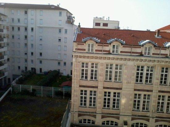 Residence Hoteliere Temporim Part Dieu: Vistas desde la habitación