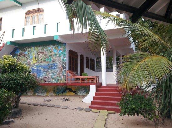 Sanrel Hotel : Sanrel beach hotel...