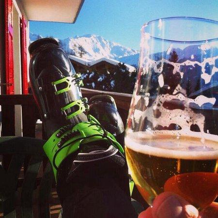 Hotel de la Poste : après ski