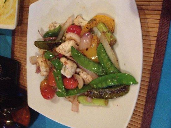 Hakan's Bar & Restaurant: Side order veg