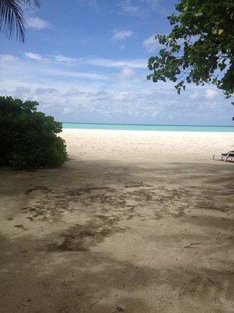 Cinnamon Hakuraa Huraa Maldives: just perfect.