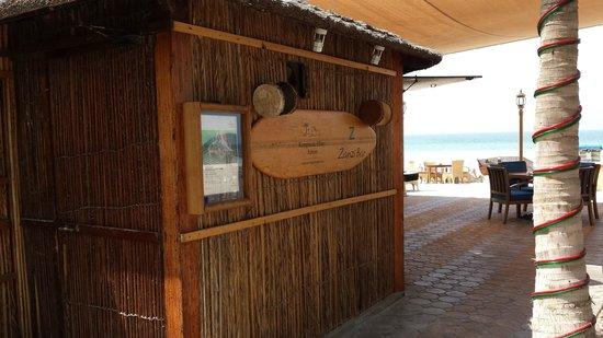 Kempinski Hotel Ajman: Beach front