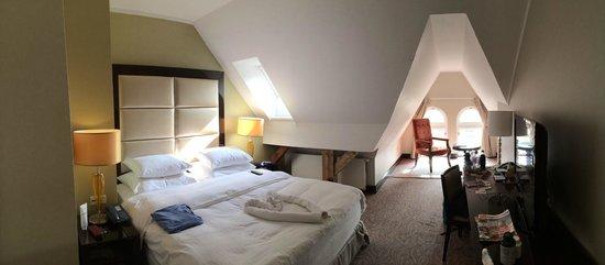 Hotel Kings Court: Zimmer im 7. Stock