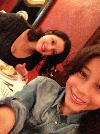 Astrid y Gastón: No jantar