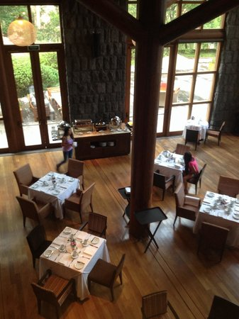 Tambo del Inka, a Luxury Collection Resort & Spa: El comedor