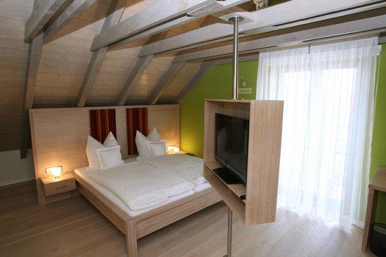 RotHweinHotel: Silvaner-Zimmer