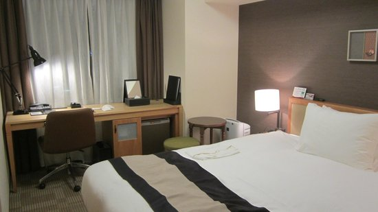 Richmond hotel Asakusa : 部屋
