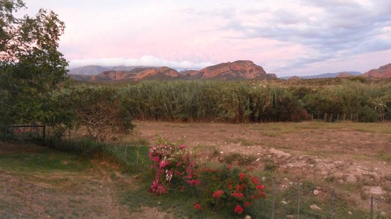 Thabile Lodge: atemloser Ausblick - breathtaking view - out of Africa