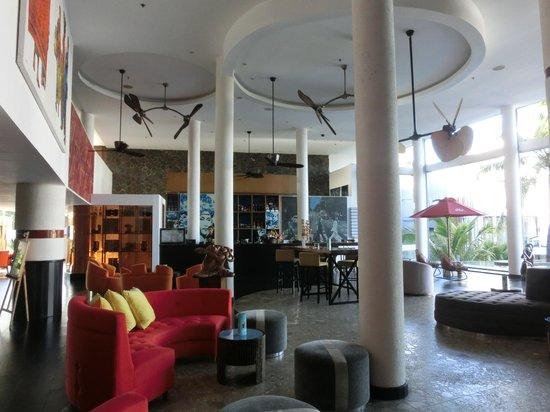 Le Meridien Bali Jimbaran : Hotel Lobby Reception area
