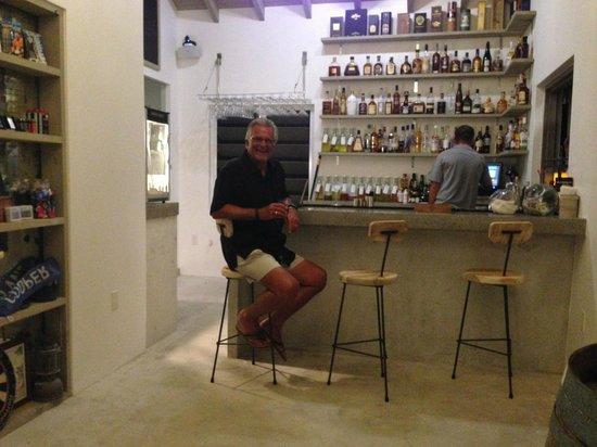 Cooper Island Beach Club : Cooper Beach Club Rum Bar