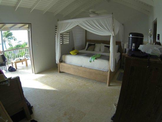 Cooper Island Beach Club Room