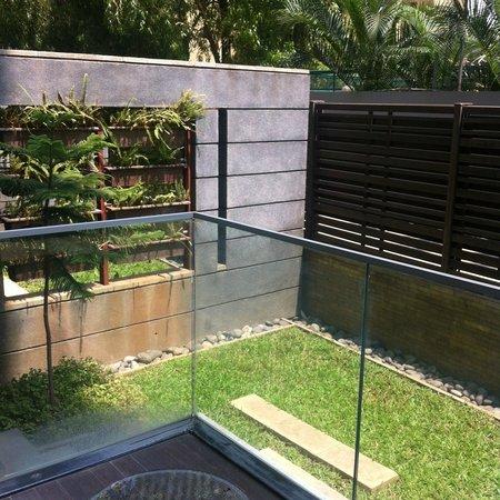 Marriott Suites Pune: Garden apartment