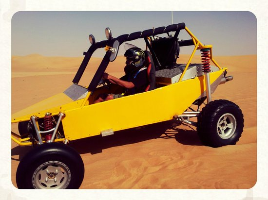 Dune Buggy with Honda Engine - Picture of Dream Explorer
