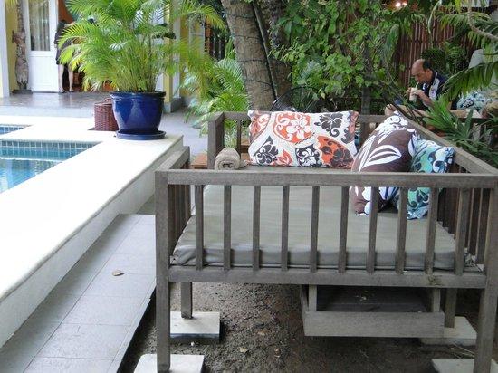 The Pavilion: pour le repos