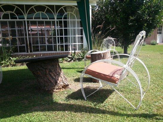 Hosteria Suyana: Jardin exterieur top