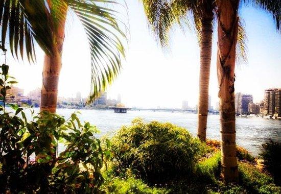 Sofitel Cairo El Gezirah: Au petit déjeuner