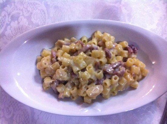 Albergo Ristorante Edelweiss: Pasta alla macugnanese