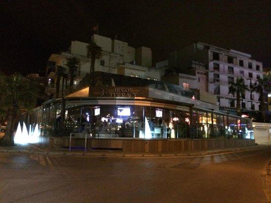 Hotel Valentina : Hugo's Terrace