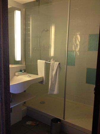 Grand Hotel Montabo : salle de bain