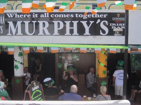 ‪Murphys Irish Bar‬