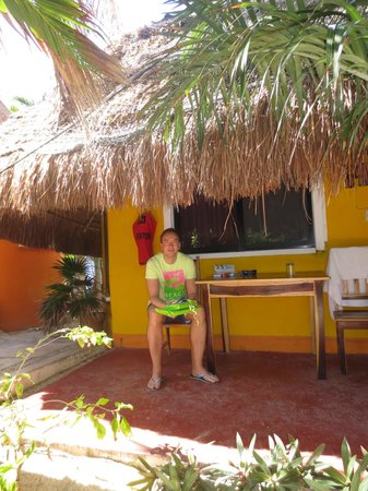 Hotel Villa Kiin: Rustic Cabana