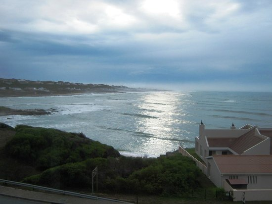 Agulhas Country Lodge: view from the balcony