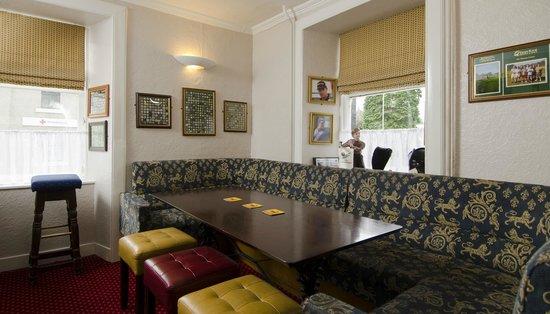 Kings Arms Hotel: SNUG BAR
