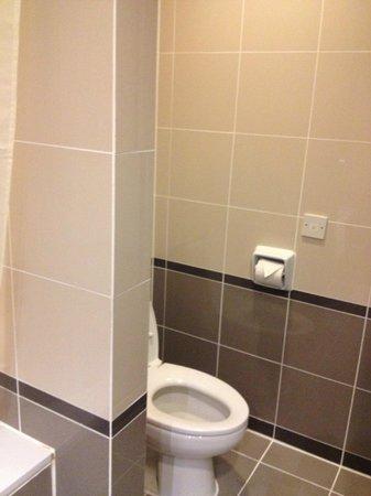 Bayview Hotel Georgetown Penang: バスルーム